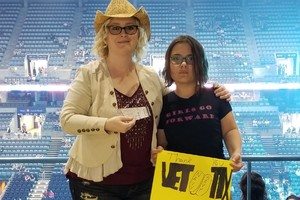 Laura attended Tim McGraw and Faith Hill: Soul2Soul the World Tour 2017 on Jun 16th 2017 via VetTix