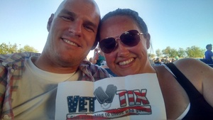 Michael attended Brad Paisley With Special Guest Dustin Lynch, Chase Bryant, and Lindsay Ell on Jun 25th 2017 via VetTix