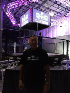 Michael attended Cagezilla 46 - Live Mixed Martial Arts - Presented by Cagezilla on Jun 24th 2017 via VetTix