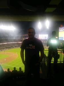 Edwin attended Atlanta Braves vs. San Francisco Giants - MLB on Jun 21st 2017 via VetTix