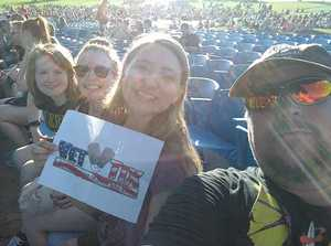 David attended Muse With Special Guests Thirty Seconds to Mars on Jun 13th 2017 via VetTix