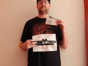 Charles attended Third Eye Blind - Summer Gods Tour - Special Guests Silversun Pickups - Reserved Seats on Jul 11th 2017 via VetTix