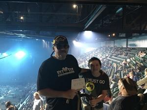Nathan attended Tim McGraw & Faith Hill: Soul2Soul the World Tour 2017 on Jun 17th 2017 via VetTix