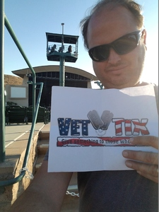 Shane attended Korn With Special Guest Stone Sour - the Serenity of Summer - Reserved on Jun 20th 2017 via VetTix