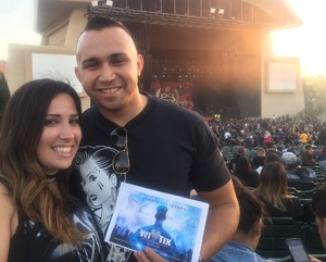 Kekoa attended Korn With Special Guest Stone Sour - the Serenity of Summer - Reserved on Jun 20th 2017 via VetTix
