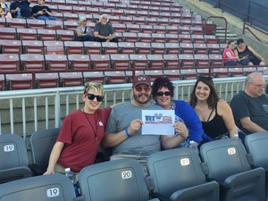 Carlo attended Third Eye Blind: Summer Gods Tour W/ Special Guests Silversun Pickups - Reserved Seats on Jun 24th 2017 via VetTix
