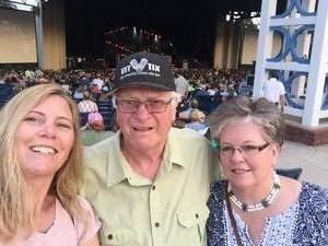 Mervyn attended Lady Antebellum You Look Good World Tour With Special Guest Kelsea Ballerini, and Brett Young - Reserved Seats on Jun 15th 2017 via VetTix