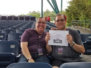 Rich attended Lady Antebellum You Look Good World Tour With Special Guest Kelsea Ballerini, and Brett Young - Reserved Seats on Jun 17th 2017 via VetTix
