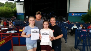 Herbert attended Lady Antebellum You Look Good World Tour With Special Guest Kelsea Ballerini, and Brett Young - Reserved Seats on Jun 17th 2017 via VetTix