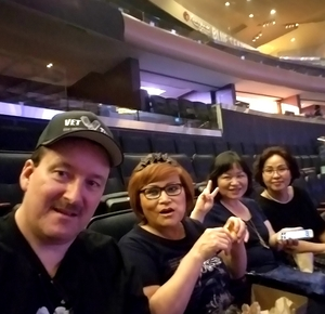Harry attended Neil Diamond - the 50 Year Anniversary World Tour on Jun 15th 2017 via VetTix