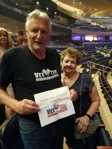 robert attended Neil Diamond - the 50 Year Anniversary World Tour on Jun 15th 2017 via VetTix