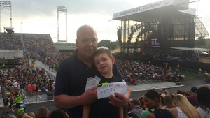 Stephen attended Train - Play That Song Tour With Natasha Bedingfield and O.a.r. on Jun 17th 2017 via VetTix