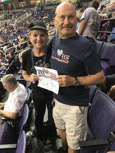 Larry attended Arizona Rattlers vs. Nebraska Danger - IFL Playoffs on Jun 24th 2017 via VetTix