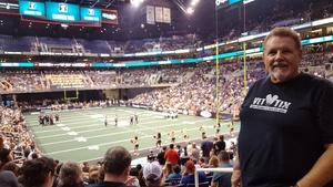 DJ attended Arizona Rattlers vs. Nebraska Danger - IFL Playoffs on Jun 24th 2017 via VetTix