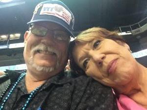 Roger attended Arizona Rattlers vs. Nebraska Danger - IFL Playoffs on Jun 24th 2017 via VetTix