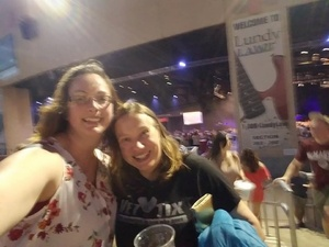 Luci attended Lady Antebellum You Look Good World Tour With Special Guest Kelsea Ballerini, and Brett Young - Reserved Seats on Jun 23rd 2017 via VetTix