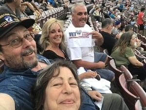 John attended The Moody Blues: Days of Future Passed - 50th Anniversary Tour on Jul 12th 2017 via VetTix