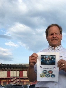Eugene attended The Moody Blues: Days of Future Passed - 50th Anniversary Tour on Jul 12th 2017 via VetTix
