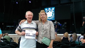 Peter attended The Moody Blues: Days of Future Passed - 50th Anniversary Tour on Jul 12th 2017 via VetTix