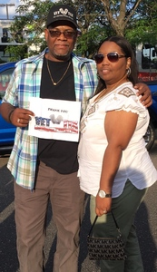 Calvin attended R. Kelly - the After Party Tour With Special Guest Jazmine Sullivan - Reserved Seats on Jun 24th 2017 via VetTix