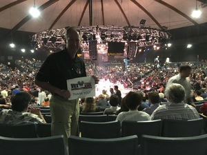 Scott attended Huey Lewis and the News on Jun 21st 2017 via VetTix