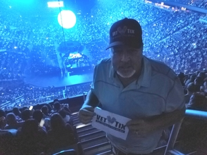 ken attended Shawn Mendes - Illuminate World Tour With Special Guest Charlie Puth on Jul 15th 2017 via VetTix