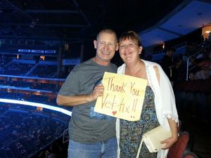Bradley attended Shawn Mendes - Illuminate World Tour With Special Guest Charlie Puth on Jul 15th 2017 via VetTix