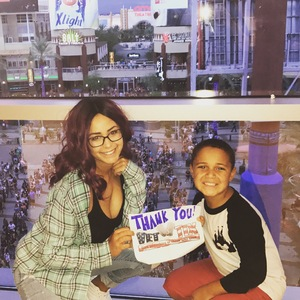 Dawn attended Shawn Mendes - Illuminate World Tour With Special Guest Charlie Puth on Jul 15th 2017 via VetTix
