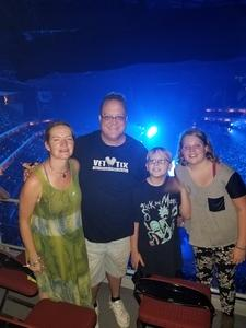 Michael attended Shawn Mendes - Illuminate World Tour With Special Guest Charlie Puth on Jul 15th 2017 via VetTix