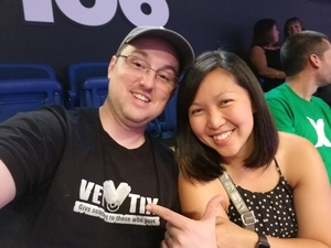 Michael attended Nickelback - Feed the Machine Tour With Special Guest Daughtry and Shaman's Harvest on Jul 13th 2017 via VetTix