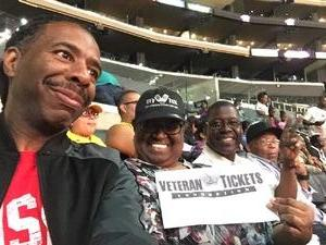 Denise attended Los Angeles Sparks vs. Connecticut Sun - WNBA on Jul 13th 2017 via VetTix