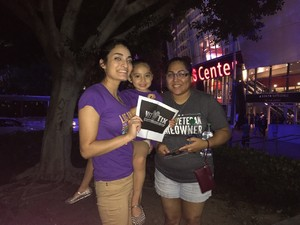 Jesse attended Los Angeles Sparks vs. Dallas Wings - WNBA on Jul 30th 2017 via VetTix