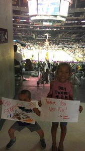 Jason Lamb attended Los Angeles Sparks vs. Dallas Wings - WNBA on Jul 30th 2017 via VetTix