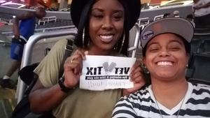 Myra attended Los Angeles Sparks vs. Dallas Wings - WNBA on Jul 30th 2017 via VetTix