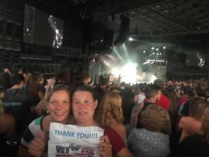 Alissa attended 8 Tour - Incubus With Special Guests Jimmy Eat World and Judah and the Lion - Reserved Seats on Jul 23rd 2017 via VetTix