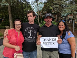 Keith attended 8 Tour - Incubus With Special Guests Jimmy Eat World and Judah and the Lion - Reserved Seats on Jul 23rd 2017 via VetTix