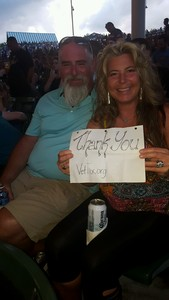Donald attended 8 Tour - Incubus With Special Guests Jimmy Eat World and Judah and the Lion - Reserved Seats on Jul 23rd 2017 via VetTix