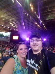 Ryan attended 8 Tour - Incubus With Special Guests Jimmy Eat World and Judah and the Lion - Reserved Seats on Jul 23rd 2017 via VetTix