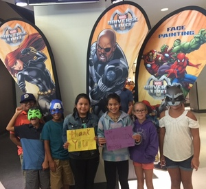 Gerson attended Marvel Universe Live! Age of Heroes - Tickets Good for Sunday 3: 00 Pm Show Only on Jul 9th 2017 via VetTix