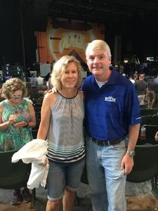 George attended 40th Anniversary Tour - Foreigner With Cheap Trick and Jason Bonham's Led Zeppelin Experience - Reserved Seats on Jul 18th 2017 via VetTix