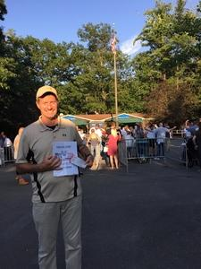James attended 40th Anniversary Tour - Foreigner With Cheap Trick and Jason Bonham's Led Zeppelin Experience - Reserved Seats on Jul 18th 2017 via VetTix