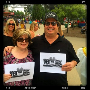 Charles attended Nickelback - Feed the Machine Tour With Special Guest Daughtry and Shaman's Harvest on Aug 2nd 2017 via VetTix