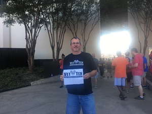 Jerry attended United We Rock Tour 2017 - Styx and Reo Speedwagon With Don Felder - Reserved Seats on Jul 30th 2017 via VetTix