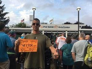 Jay P. attended Yestival - Yes, Todd Rundgren and Carl Palmer's ELP Legacy on Aug 12th 2017 via VetTix