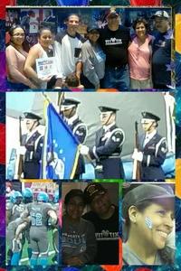 Frank Lopez,  USMC attended Philadelphia Soul vs. Tampa Bay Storm - AFL on Aug 5th 2017 via VetTix