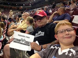 Robert attended Philadelphia Soul vs. Tampa Bay Storm - AFL on Aug 5th 2017 via VetTix
