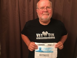 Heikki attended Earth, Wind and Fire and Chic Ft. Nile Rodgers: 2054 the Tour on Jul 29th 2017 via VetTix