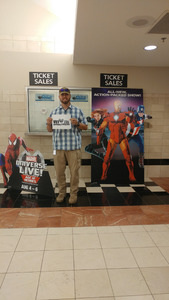 Andy attended Marvel Universe Live! Age of Heroes - Tickets Good for Sunday 5: 00 Pm Show Only on Aug 6th 2017 via VetTix