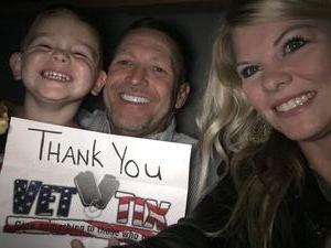 Aaron attended Marvel Universe Live! Age of Heroes - Tickets Good for Sunday 5: 00 Pm Show Only on Aug 6th 2017 via VetTix