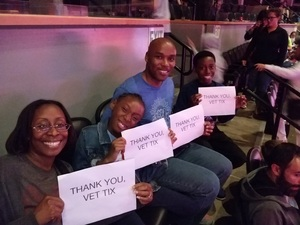 Robert attended Marvel Universe Live! Age of Heroes - Tickets Good for Sunday 5: 00 Pm Show Only on Aug 6th 2017 via VetTix